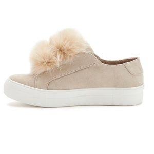 Candie's | Pom Pom Platform Sneakers
